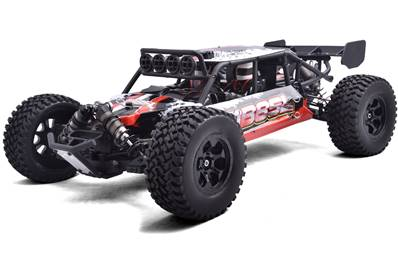 1/10 DB8 SL DESERT BUGGY TYPE SL RTR ROUGE(avec radio, 1 accus et 1 chargeur)