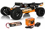 NOUVEAU 1/10 DB8 SL DESERT BUGGY TYPE SL RTR ORANGE