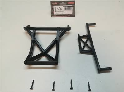 SET SUPPORTS CARROSSERIE XR5