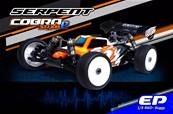 Serpent SRX8 E Pro brushless 2020 4WD 1/8 EP