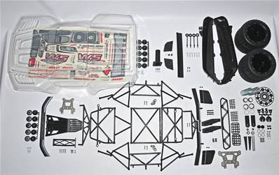 RR5 to W5 FT Spec Conversion Kit