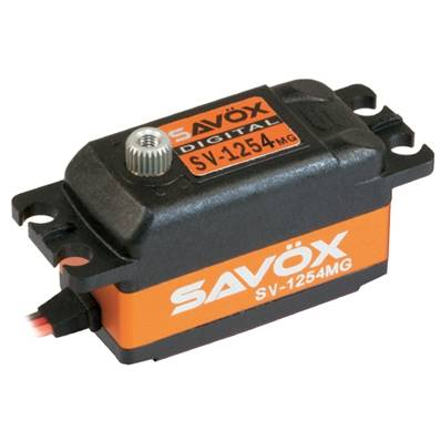 Servo Savöx SC-1254MG 15 KG- 0.085s digital 7.4v